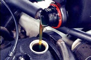cambio de aceite taller mecanico